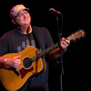An Intimate Solo Performance by Andy King