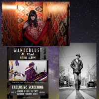 """Happy Hour Concert with Suzie Brown and Scot Sax *Plus Wanderlust """"All A View"""" Exclusive Screening"""
