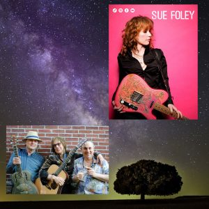 Sue Foley - Stevie and the Bluescasters open the show!