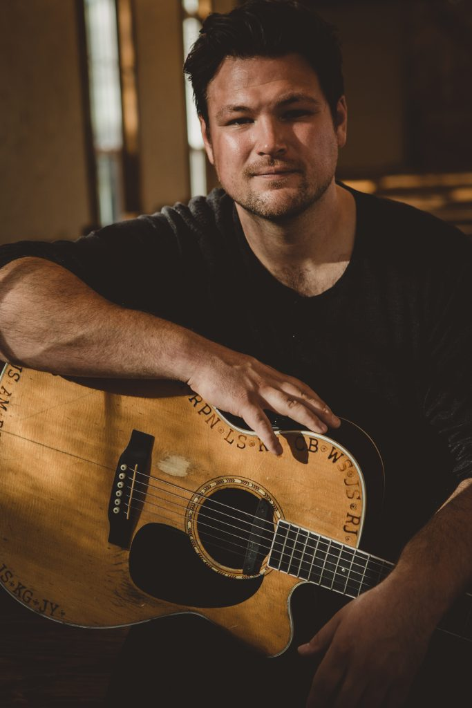 An Evening with Ian Flanigan (The Voice, Blake Shelton's team)